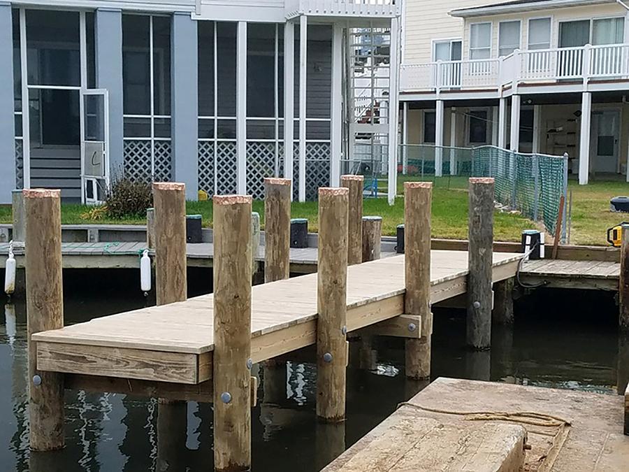 Pier Bethany Beach Delaware